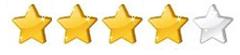 4 Hvězdičky