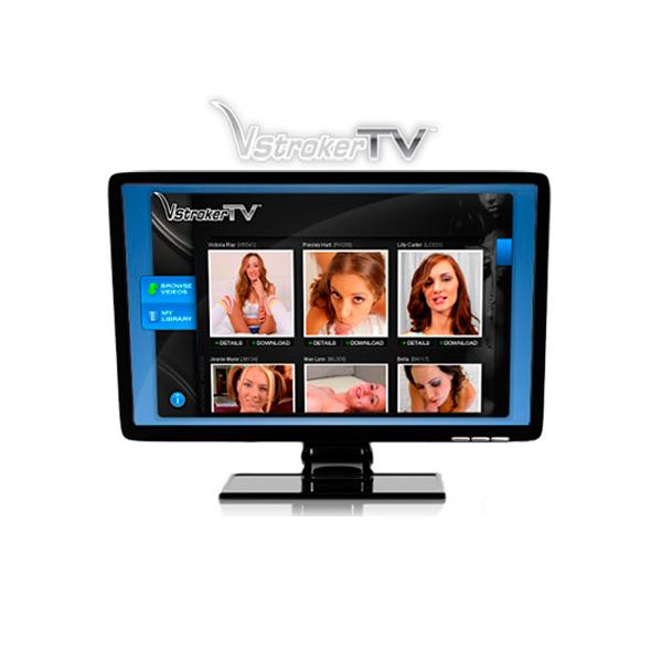 Vstroker virtuální videa