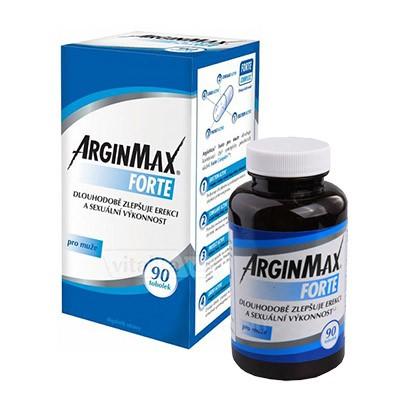 Arginmax - Recenze, zkušenosti, diskuze, Radim Uzel