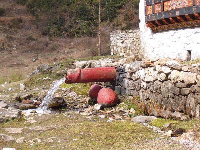 Bhútánské království netradiční země kde penis uctívají - 4