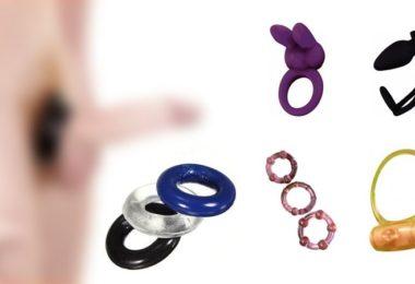 Věděli jste, že erekční kroužky mohou zvětšit váš penis?
