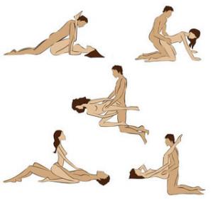 Polohy pro malý penis