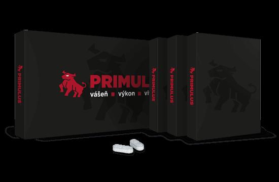 Primulus - Vynikající multi-vitamín pro muže