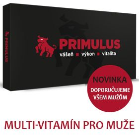 Primulus - Vitamíny pro muže
