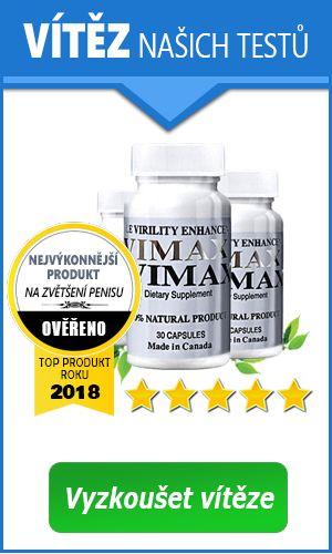 Vimax Pills - Vítěz testů roků 2015, 2016, 2017