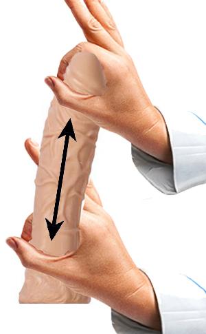 Cvoky na zvětšení penisu - Tah