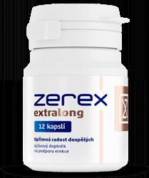 ZEREX Extralong – Delší a kvalitnější pohlavní styk