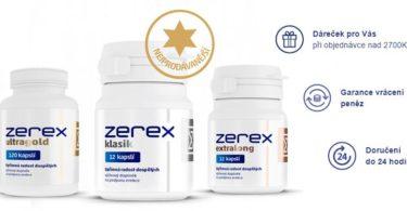 ZEREX recenze - Diskuze, Cena